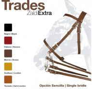 Zaldi Trades single bridle